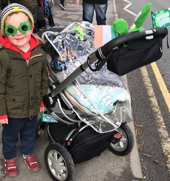 St.Patrick's parade